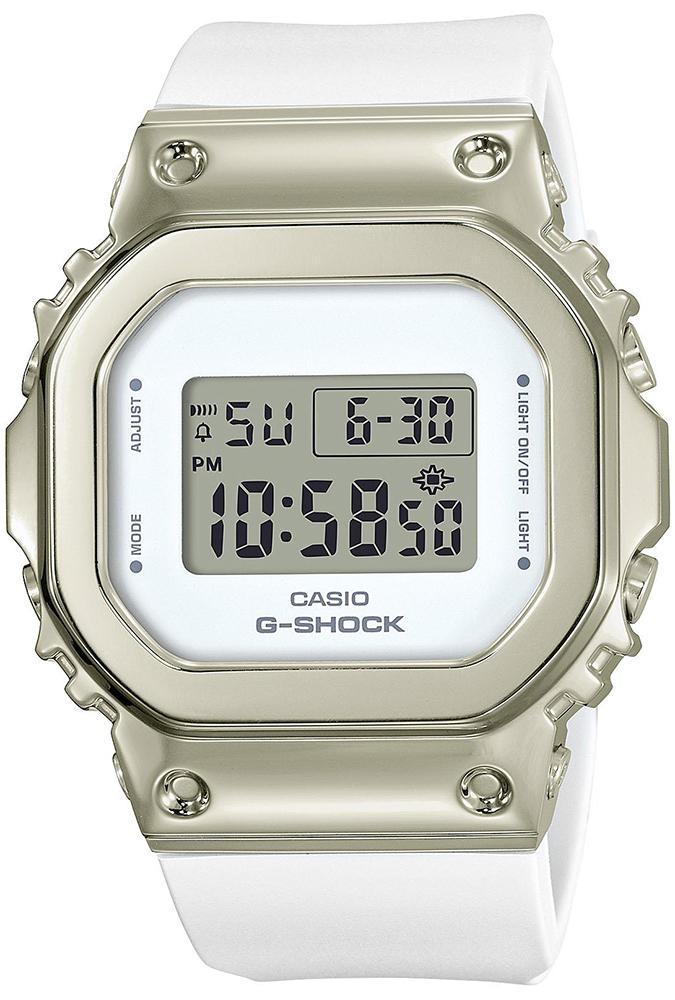 G-SHOCK GM-S5600G-7ER - zegarek damski