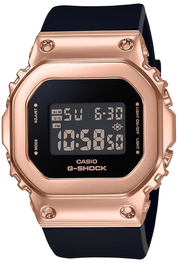 G-SHOCK GM-S5600PG-1ER - zegarek damski