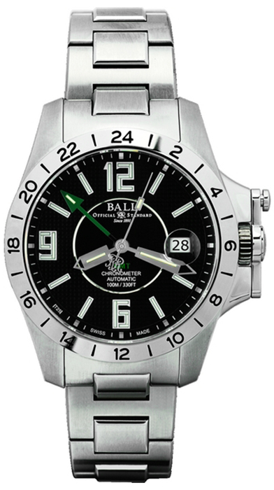 Ball GM2098C-SCAJ-BK - zegarek męski