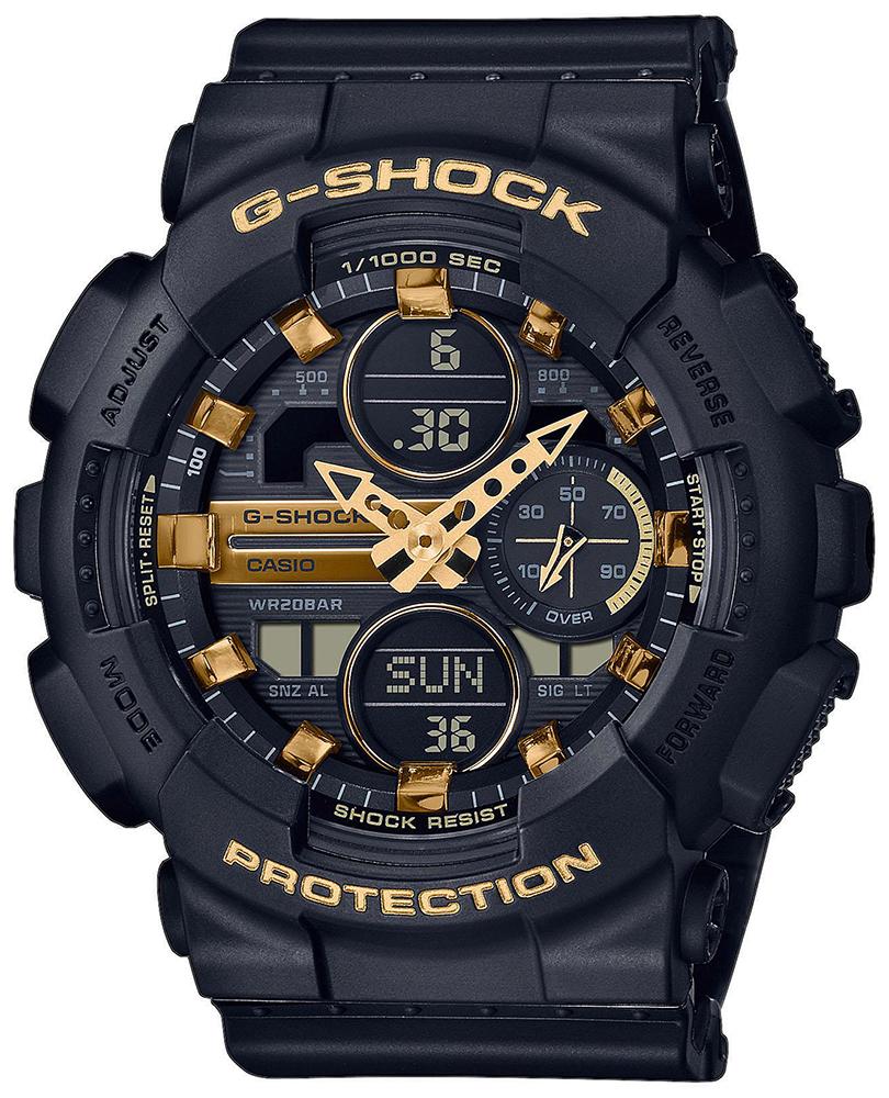G-SHOCK GMA-S140M-1AER - zegarek damski