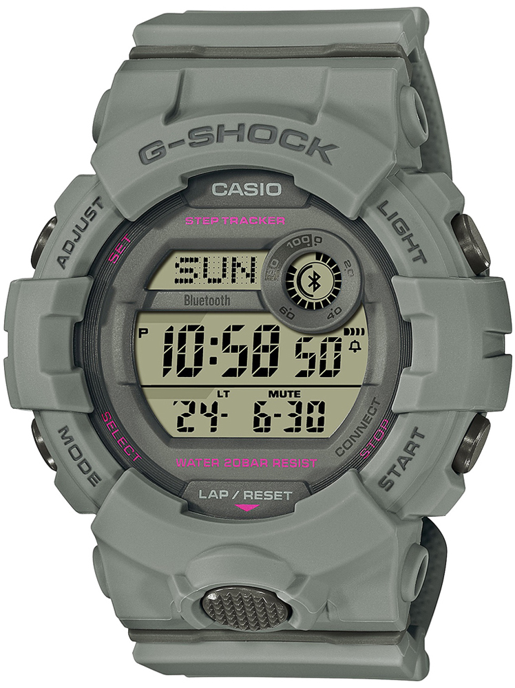G-SHOCK GMD-B800SU-8ER - zegarek damski