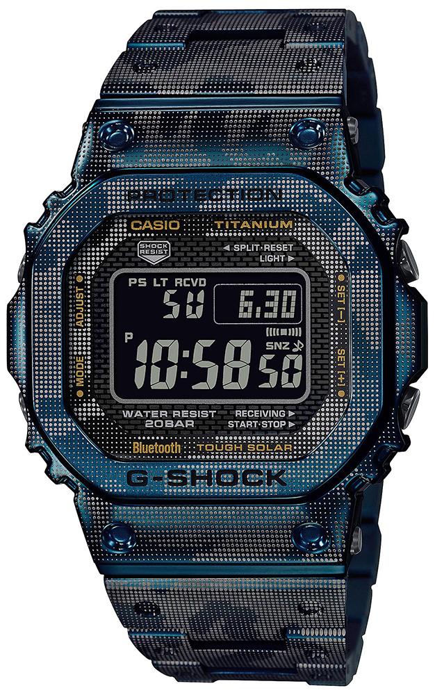 G-SHOCK GMW-B5000TCF-2ER - zegarek męski