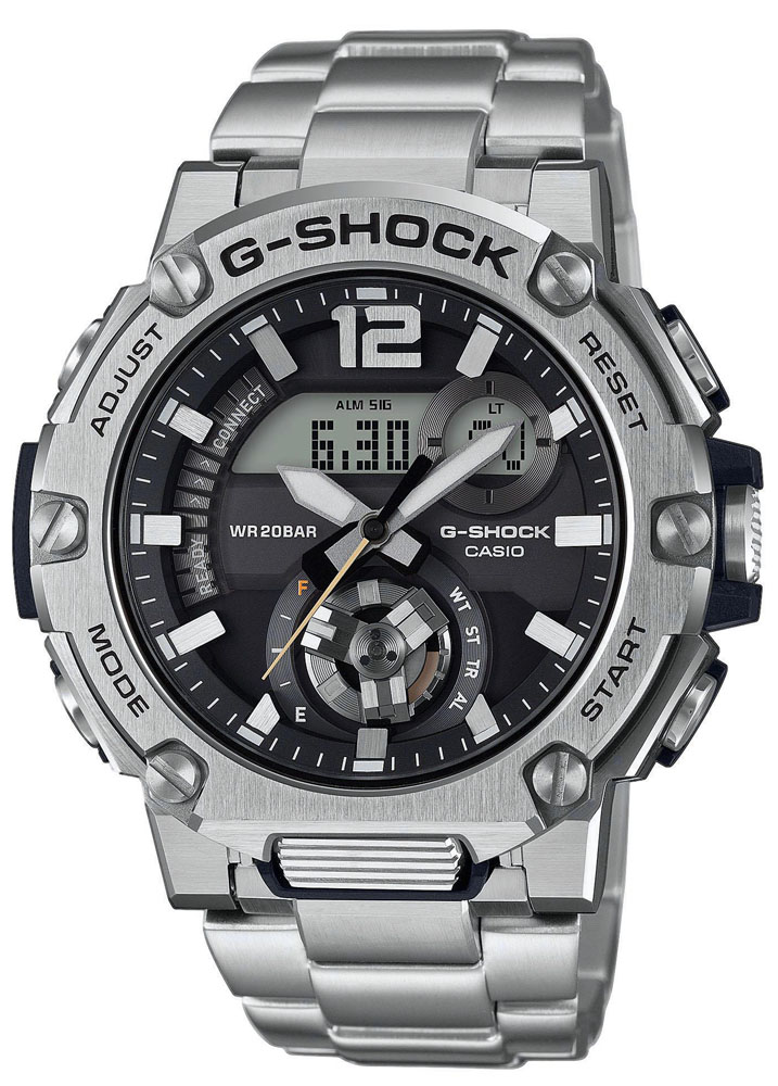 G-SHOCK GST-B300SD-1AER - zegarek męski