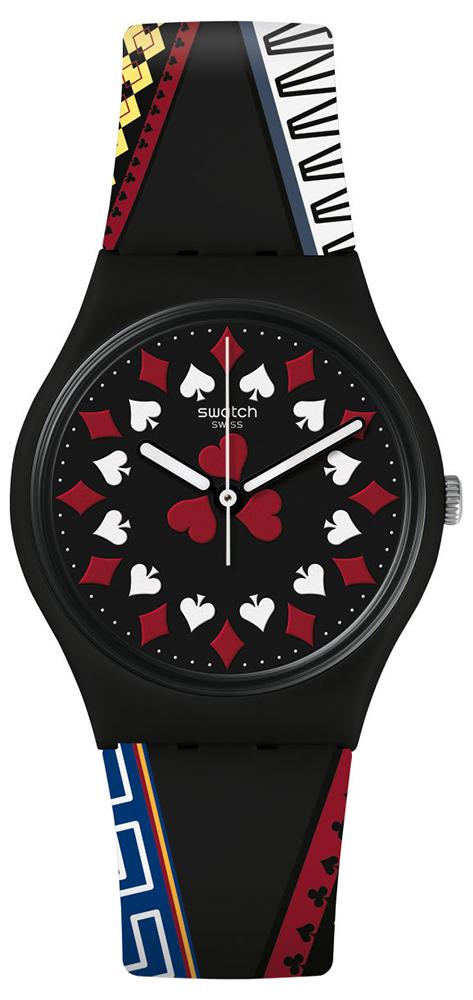 Swatch GZ340 - zegarek damski