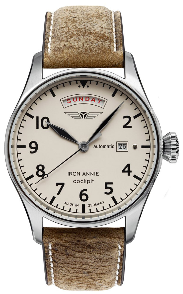 Iron Annie IA-5164-3 - zegarek męski