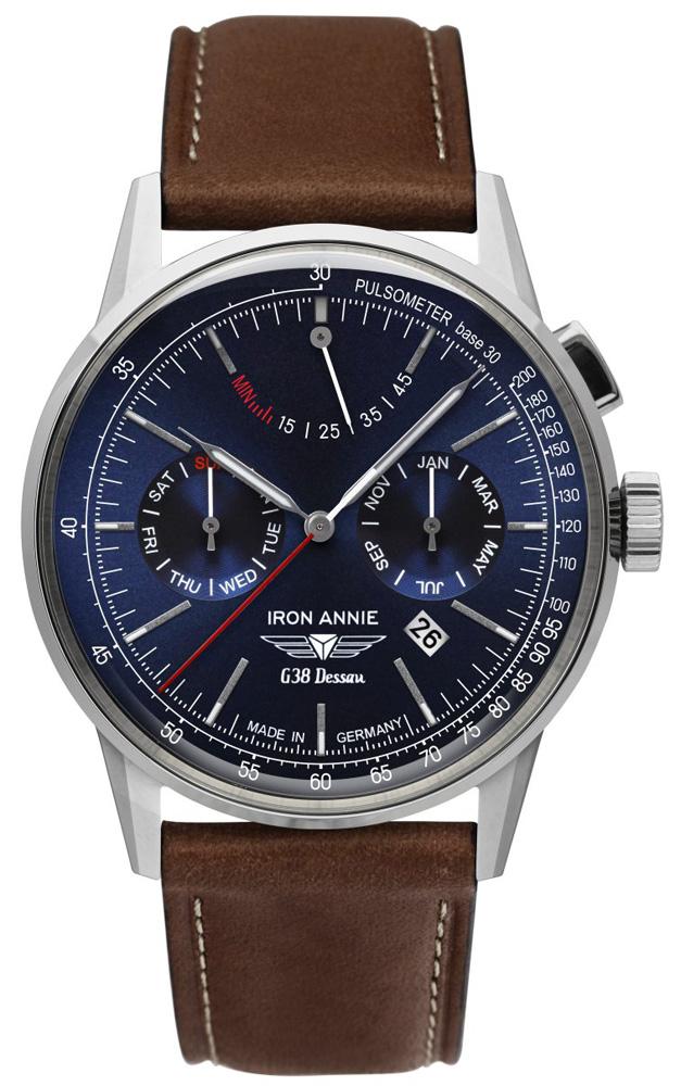 Iron Annie IA-5362-3 - zegarek męski