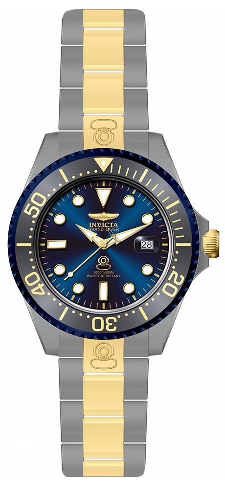 Invicta 33910 - zegarek męski