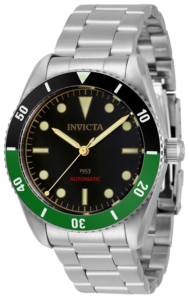 Invicta 34335 - zegarek męski