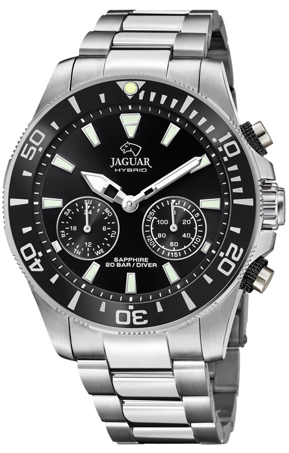 Jaguar J888-2 - zegarek męski