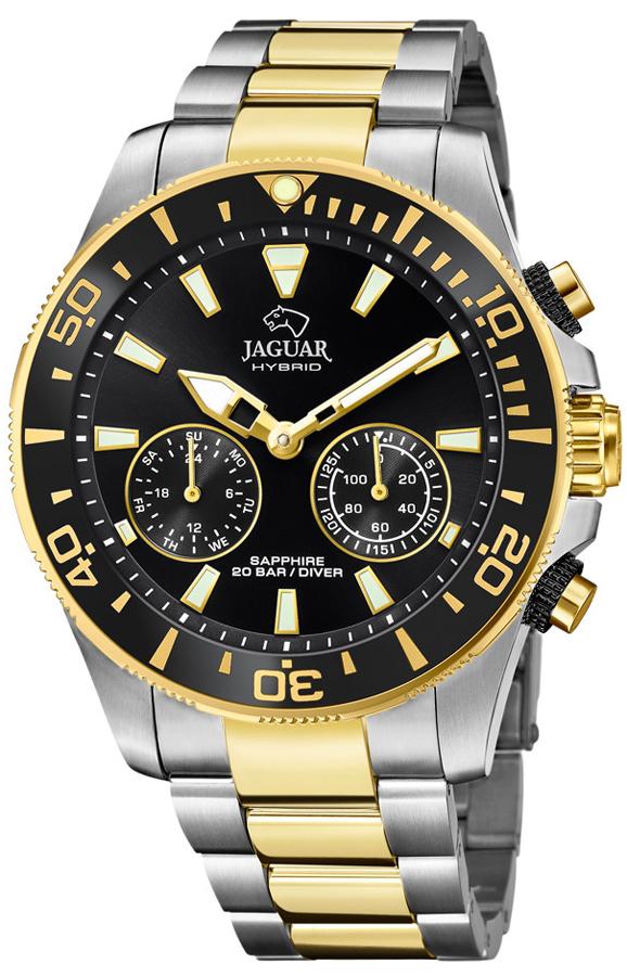Jaguar J889-2 - zegarek męski
