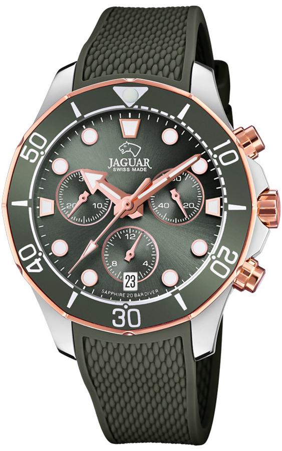 Jaguar J890-3 - zegarek damski