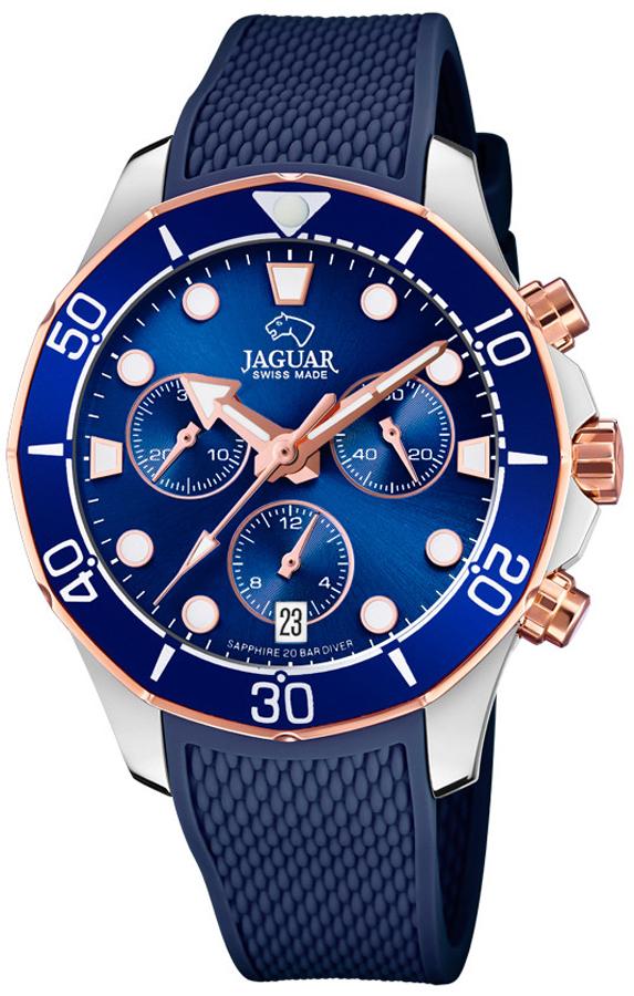 Jaguar J890-4 - zegarek damski