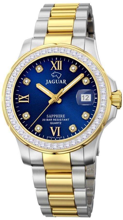 Jaguar J893-2 - zegarek damski