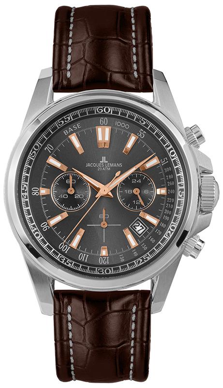 Jacques Lemans 1-1117.2WN - zegarek męski