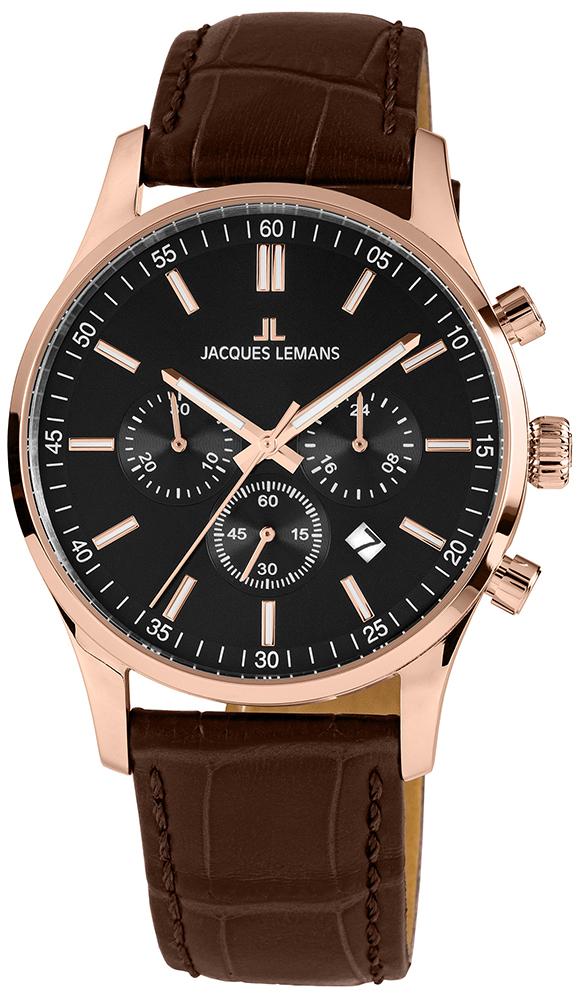 Jacques Lemans 1-2025D - zegarek męski
