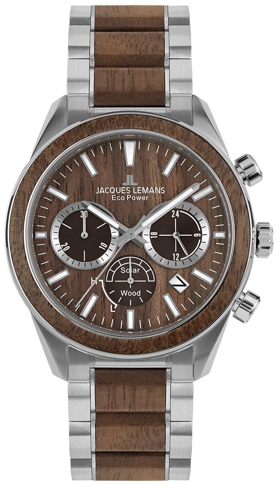 Jacques Lemans 1-2115J - zegarek męski