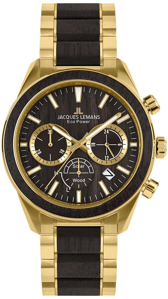Jacques Lemans 1-2115L - zegarek męski