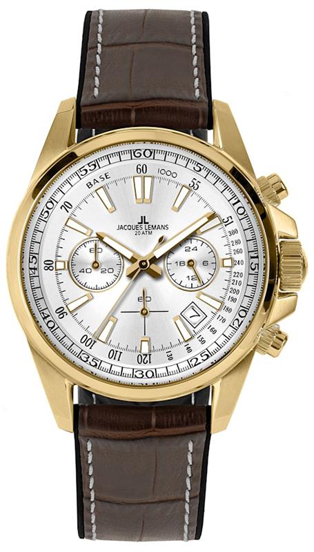 Jacques Lemans 1-2117F - zegarek męski