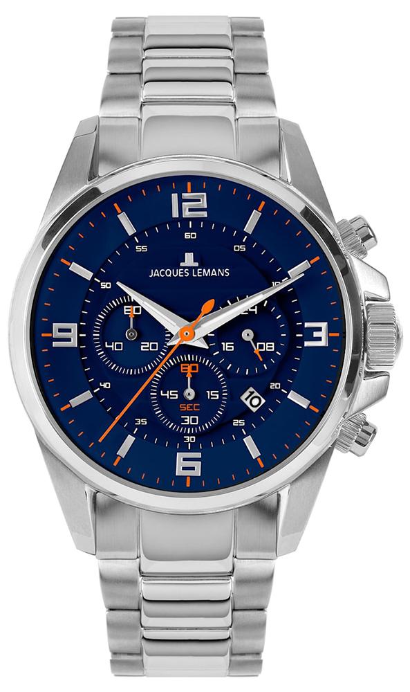 Jacques Lemans 1-2118F - zegarek męski