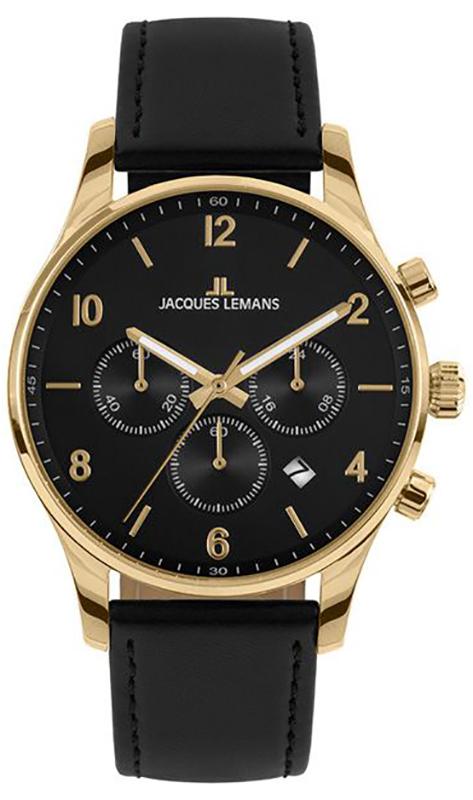 Jacques Lemans 1-2126D - zegarek męski