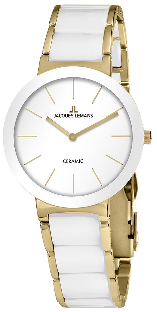 Jacques Lemans 42-7F - zegarek damski