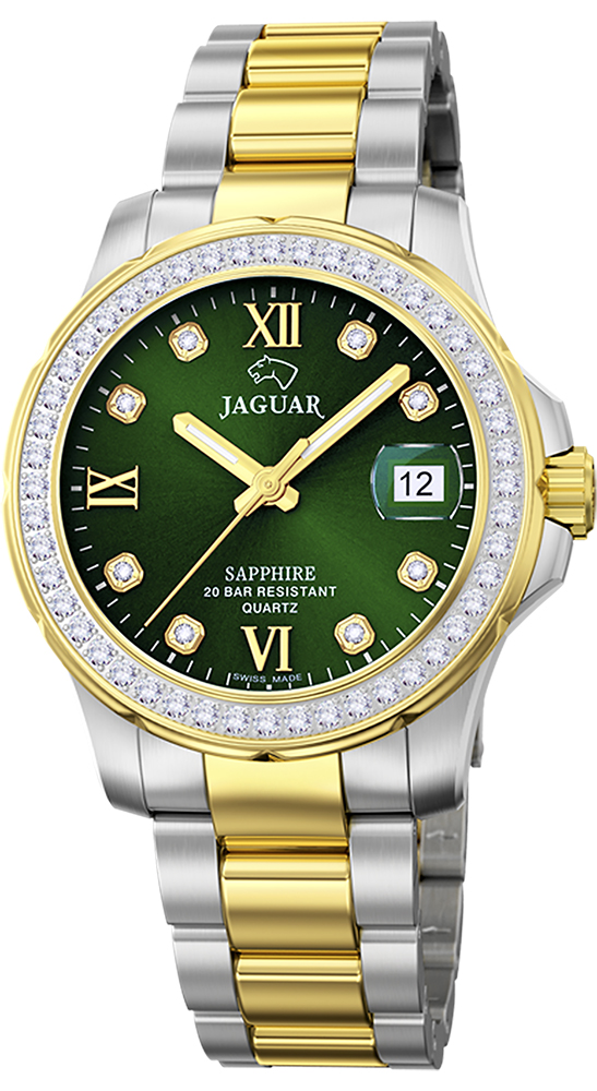 Jaguar J893-3 - zegarek damski