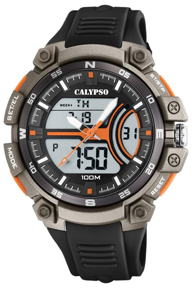 Calypso K5779-5 - zegarek męski