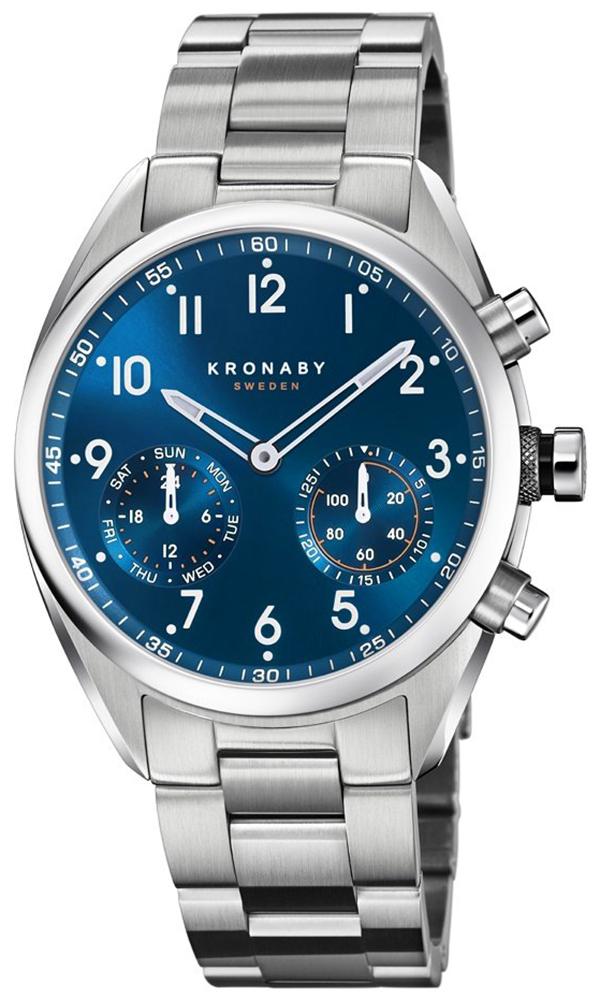 Kronaby S3762-1 - zegarek męski