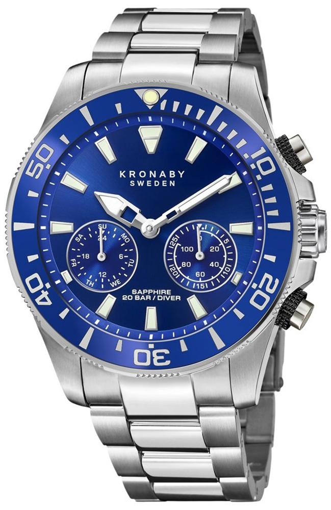 Kronaby S3778-1 - zegarek męski