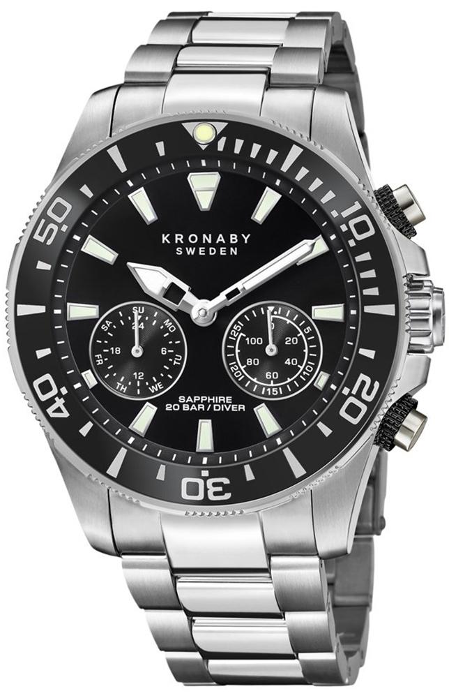 Kronaby S3778-2 - zegarek męski