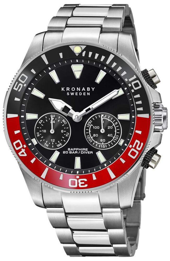 Kronaby S3778-3 - zegarek męski