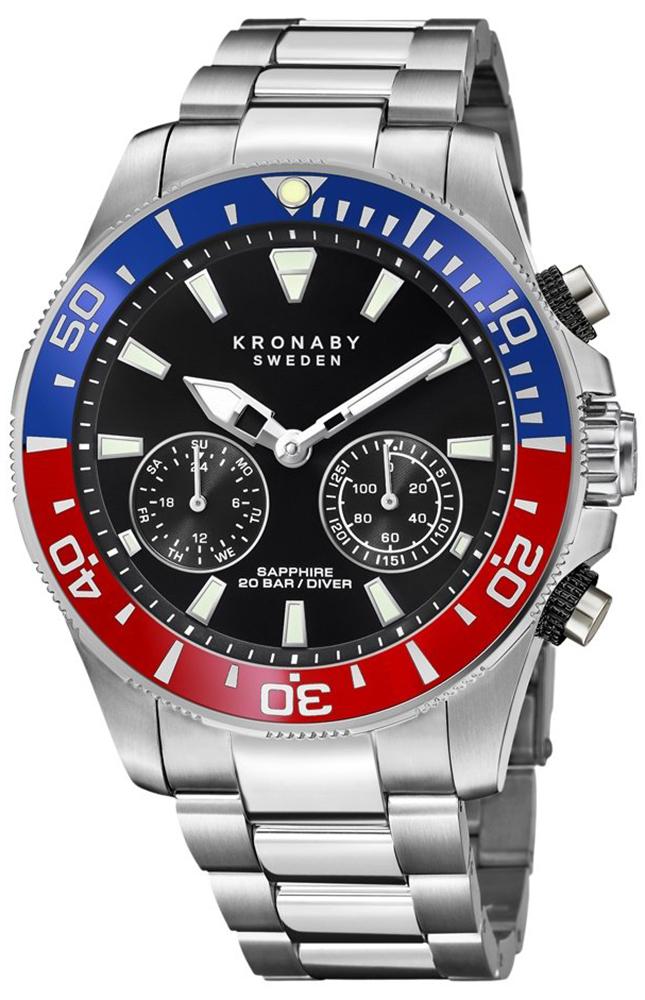 Kronaby S3778-4 - zegarek męski