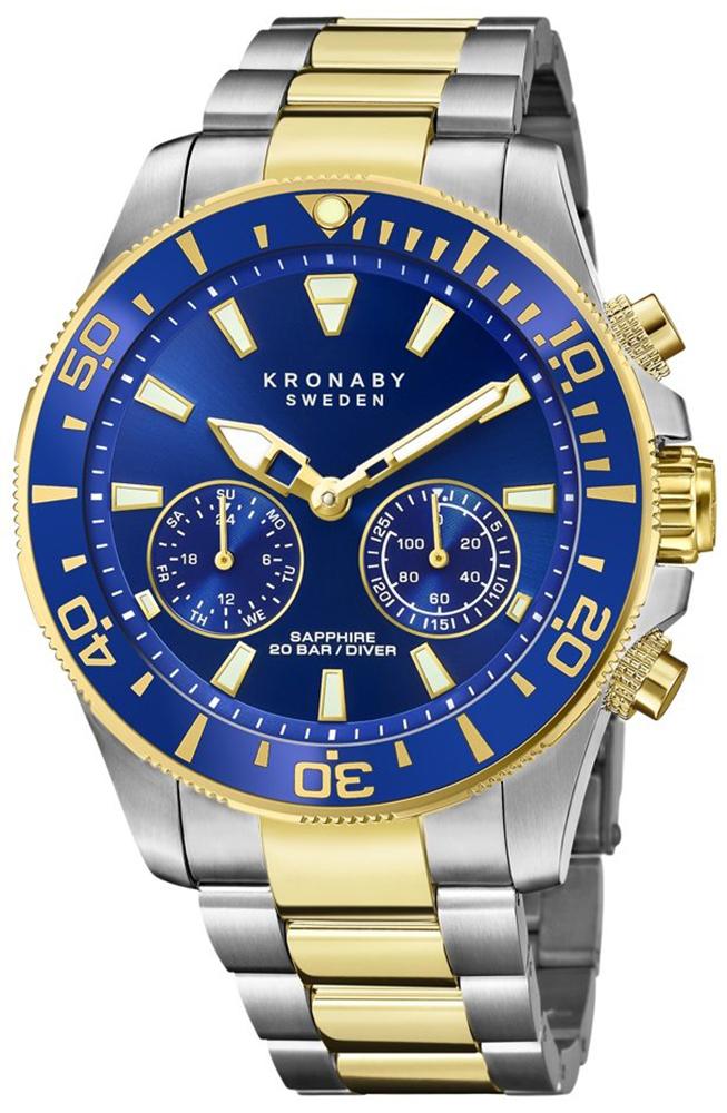 Kronaby S3779-1 - zegarek męski