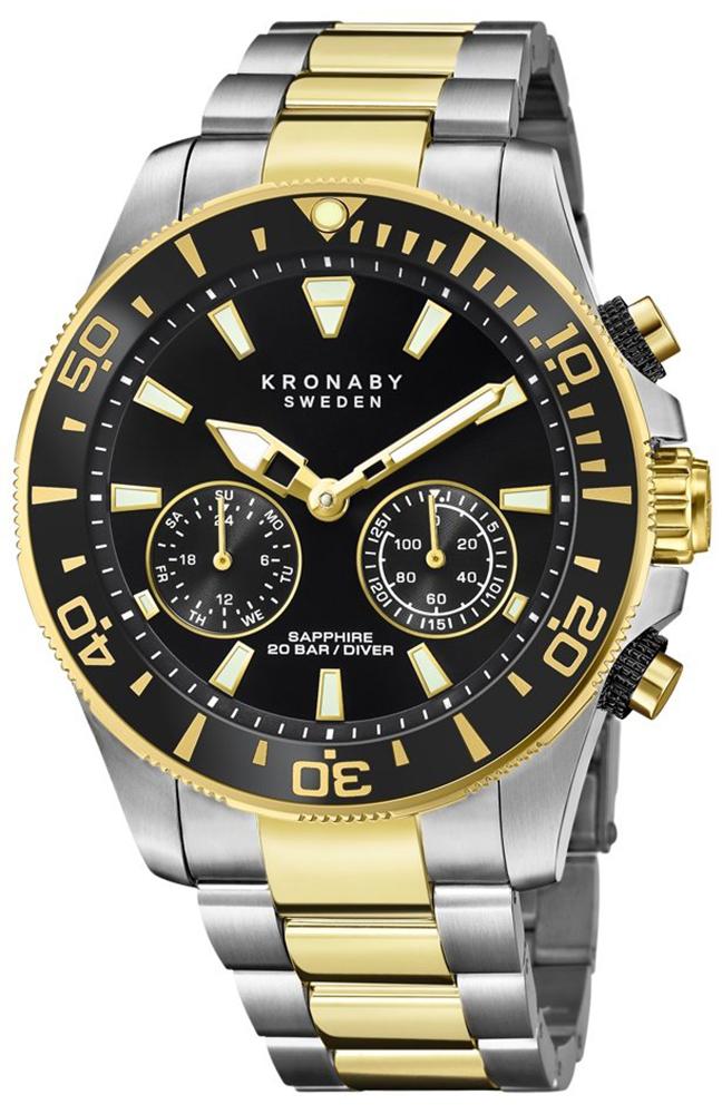Kronaby S3779-2 - zegarek męski