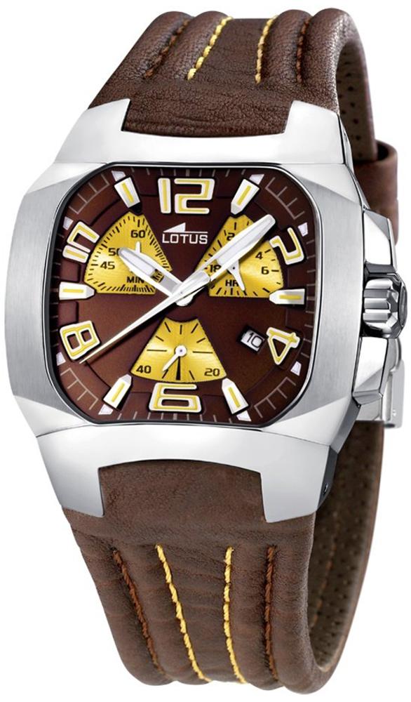 Lotus L15502-8 - zegarek męski