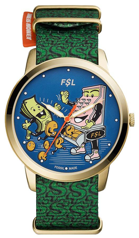 Fossil LE1103 - zegarek męski