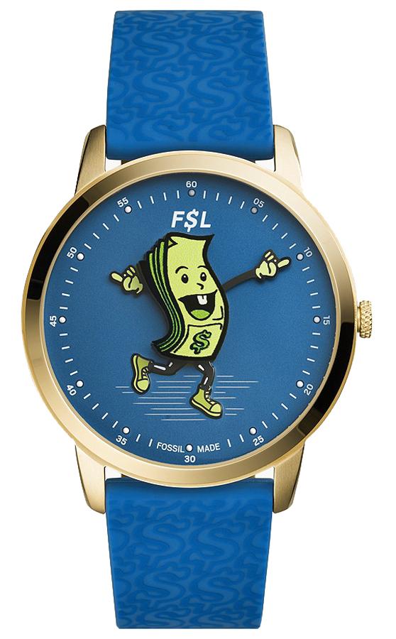 Fossil LE1105 - zegarek męski