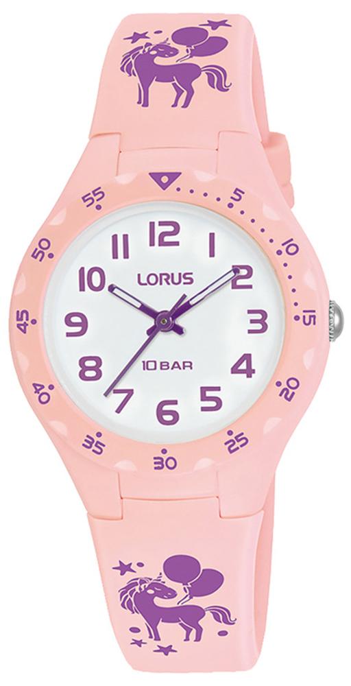 Lorus RRX69GX9 - zegarek dla dziewczynki