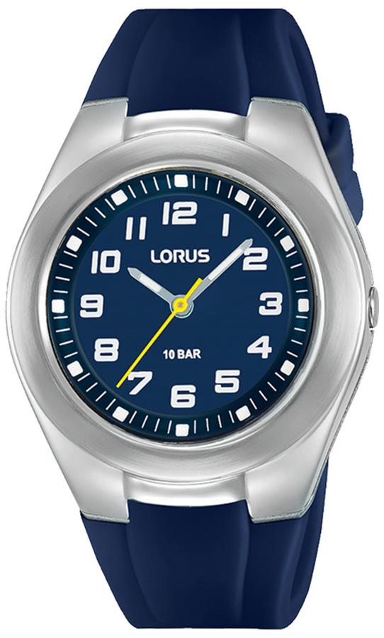 Lorus RRX83GX9 - zegarek dla chłopca