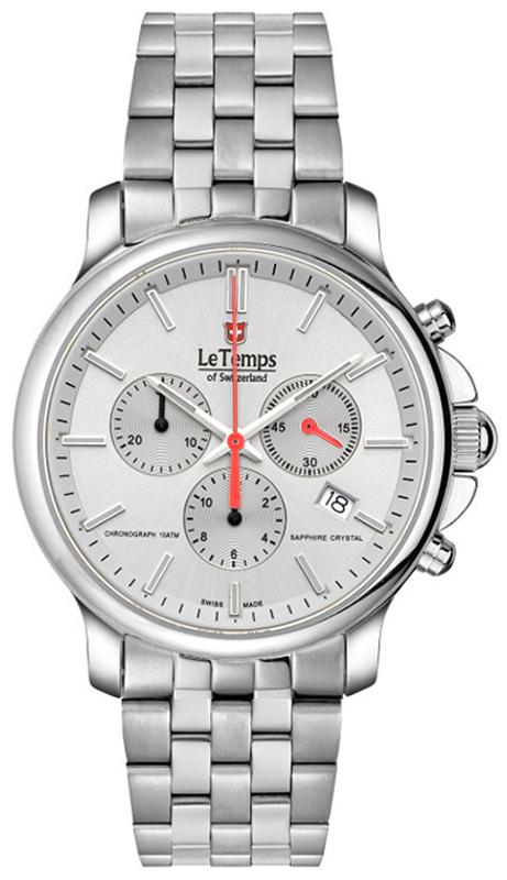 Le Temps LT1057.11BS01 - zegarek męski