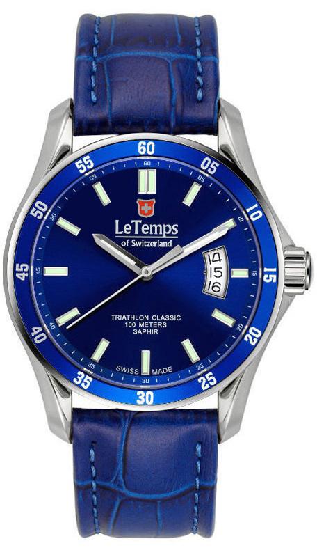 Le Temps LT1078.13BL03 - zegarek męski