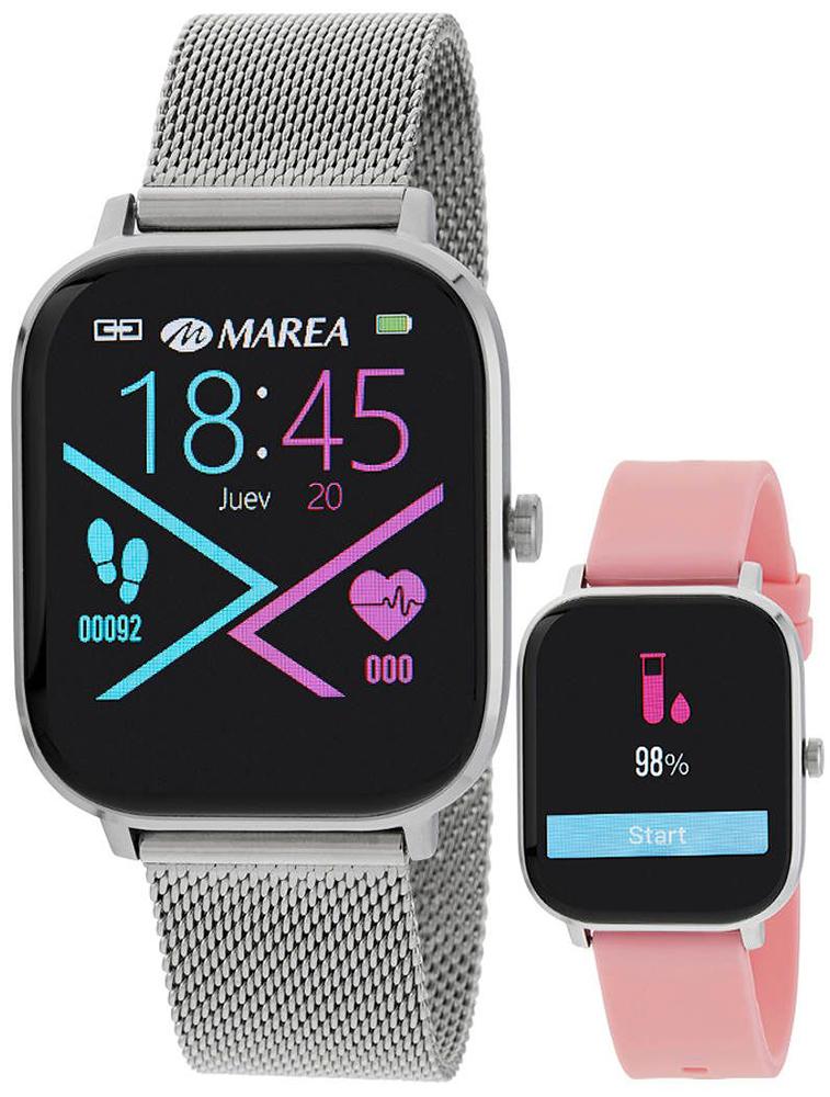 Marea B58006/7 - zegarek damski