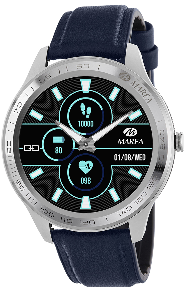Marea B60001/6 - zegarek męski