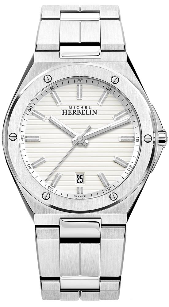 Michel Herbelin 12245/B12 - zegarek męski