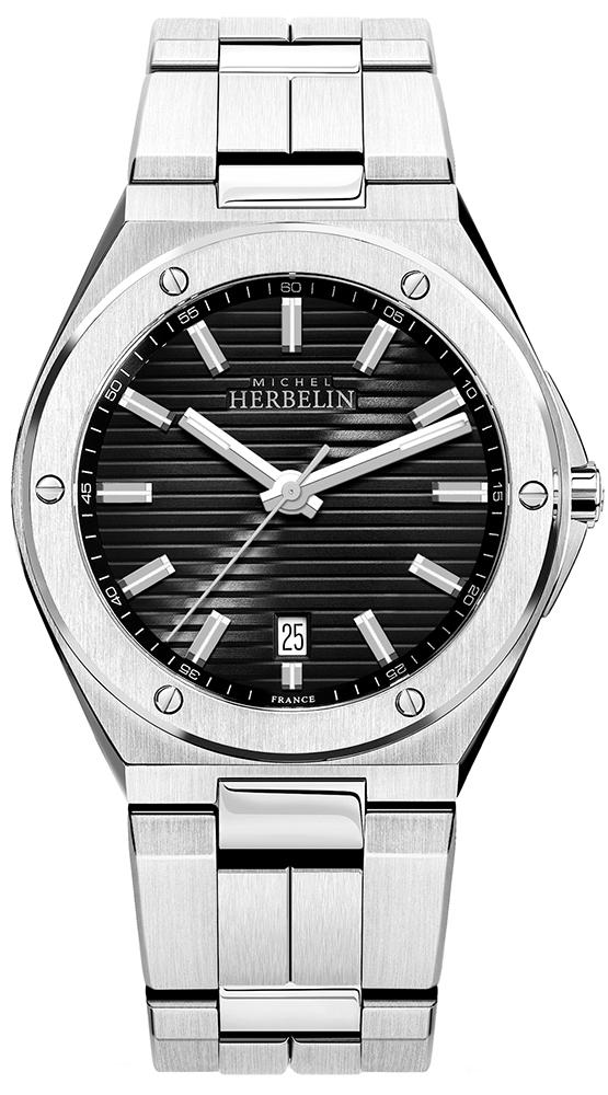 Michel Herbelin 12245/B14 - zegarek męski