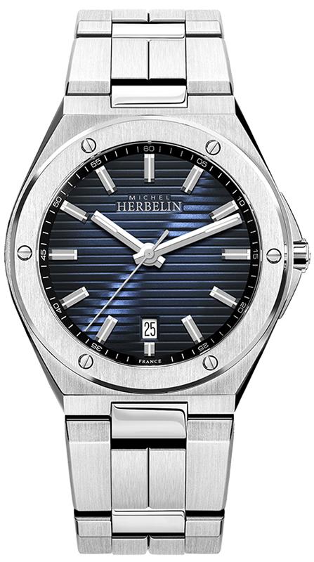 Michel Herbelin 12245/B15 - zegarek męski