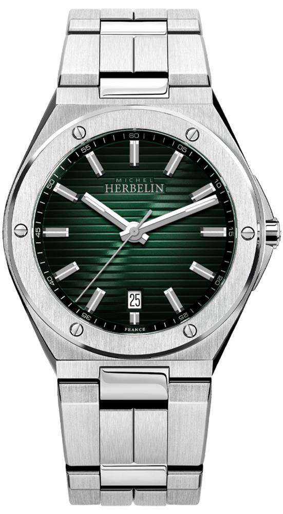 Michel Herbelin 12245/B16 - zegarek męski