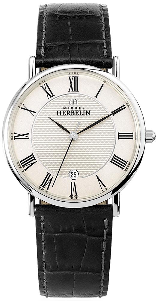 Michel Herbelin 12248/08 - zegarek męski