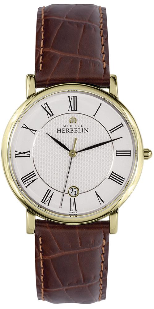 Michel Herbelin 12248/P08MA - zegarek męski