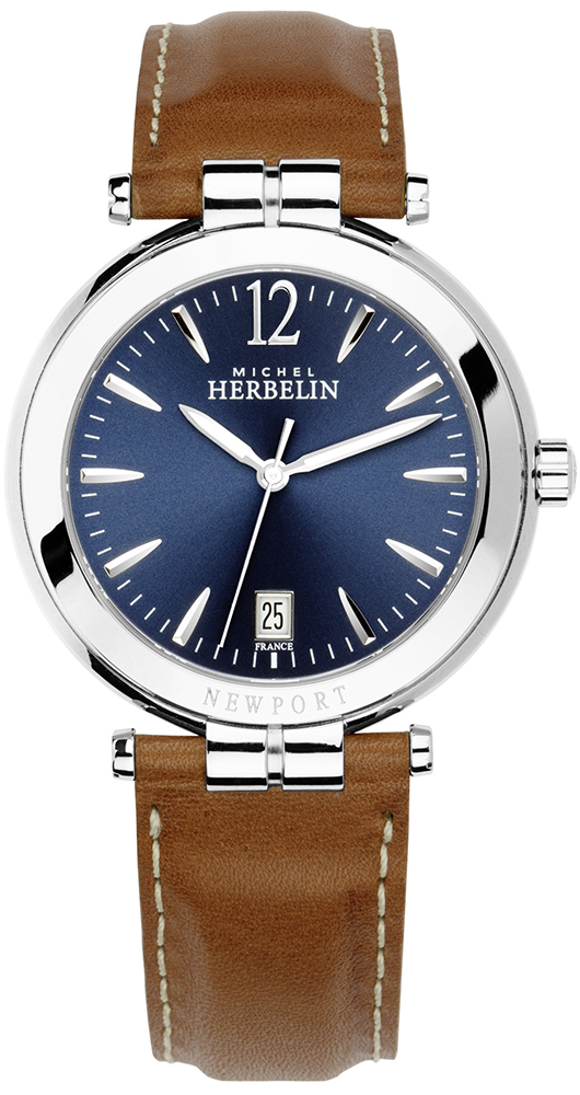 Michel Herbelin 12254/AP15GO - zegarek męski